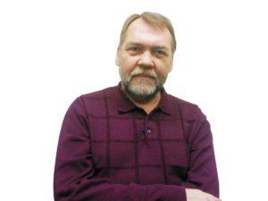 Олег Самарин, руководитель направления «Свет и механика»