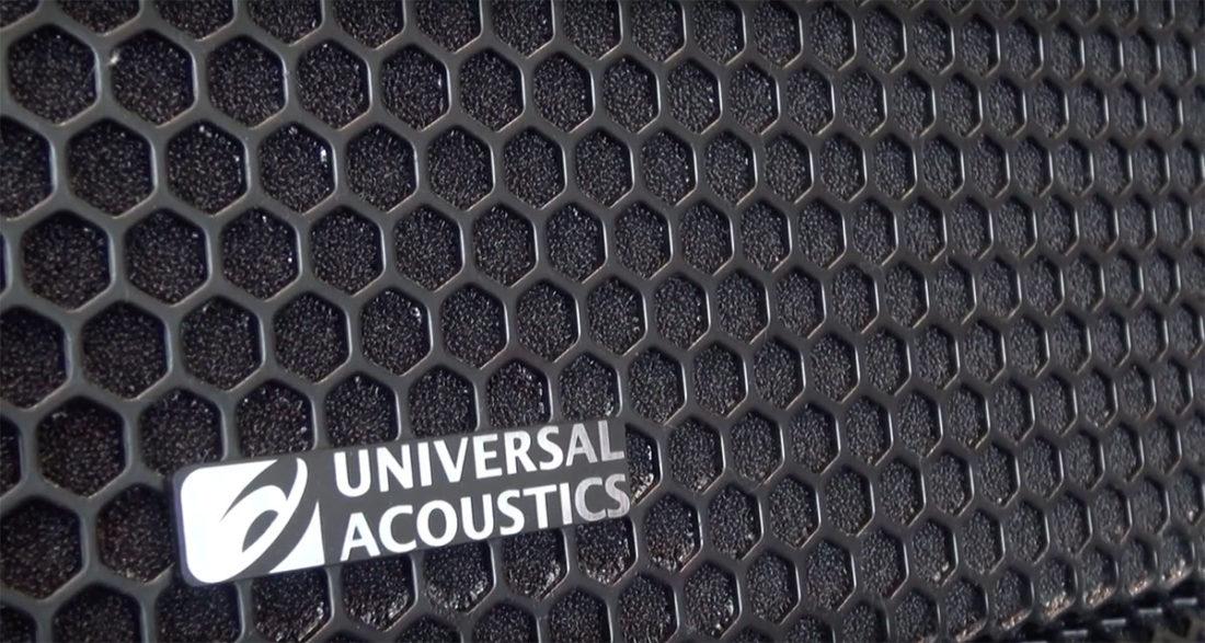 Universal Acoustics logo